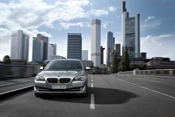 2011 BMW 5 Series Specifications