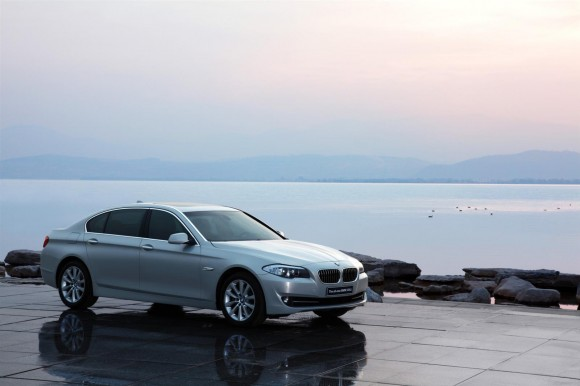 2011 BMW Long-Wheelbase 5 Series