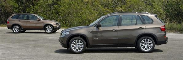 2011 BMW X5 news, pictures, and information