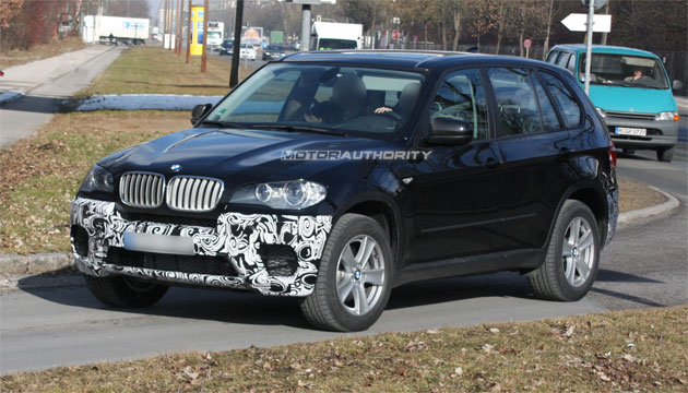 bmw cars 2011. 2011 BMW X5 Test Drive