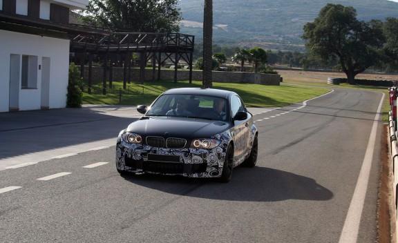 2012 BMW 1-series M Coupe - Prototype Ride