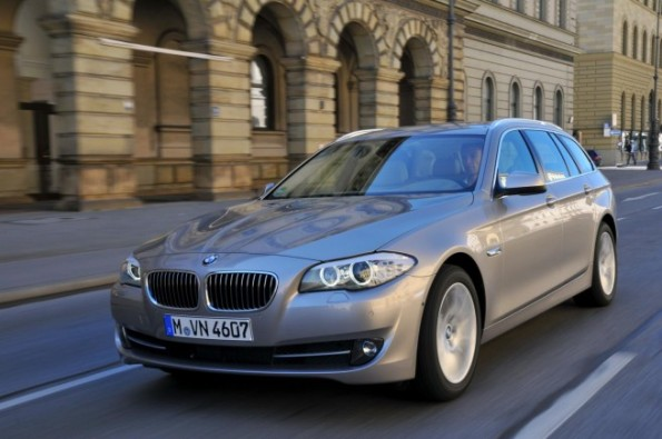 3 Months Wait Time For 2011 BMW 520d Touring