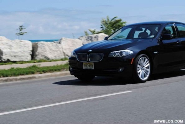BusinessWeek reviews the 2011 BMW 535i