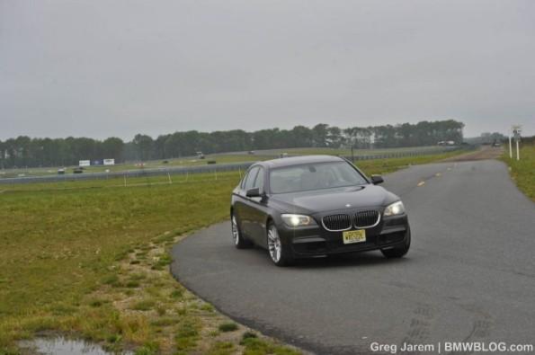First Drive 2011 BMW 740Li