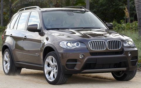 First Look: 2011 BMW X5