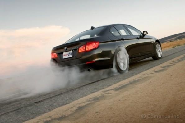 InsideLine reviews the 2011 BMW 535i