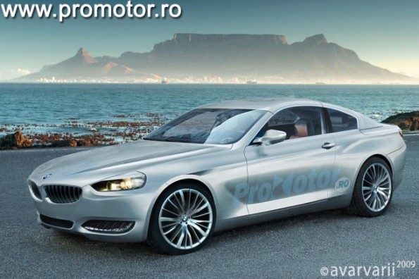 Next 2011 6 Series Best-looking BMW in years says US chief