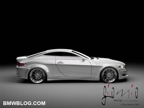 Renderings- 2012 BMW M6