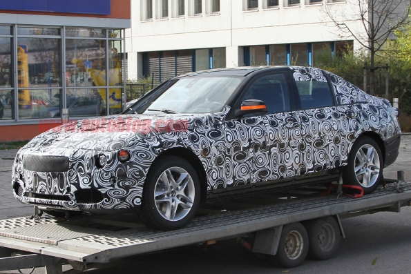 Spy Shots - Is this the 2011-2012 BMW 1 Series