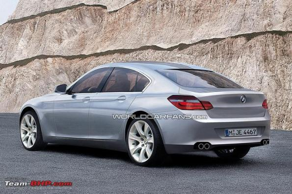 2011 BMW 5 Series news pictures and information
