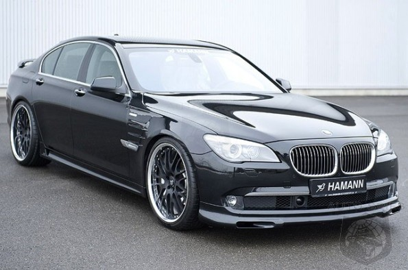BMW 2011 BluePerformance making ongoing - BMW 730d fulfils the EÚ6 emission standard.