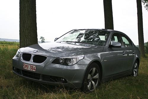 Bmw 530d. BMW 530D Pictures