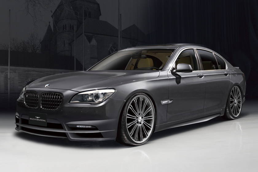Bmw 750i Xdrive And Bmw 750li Xdrive Double Debut For