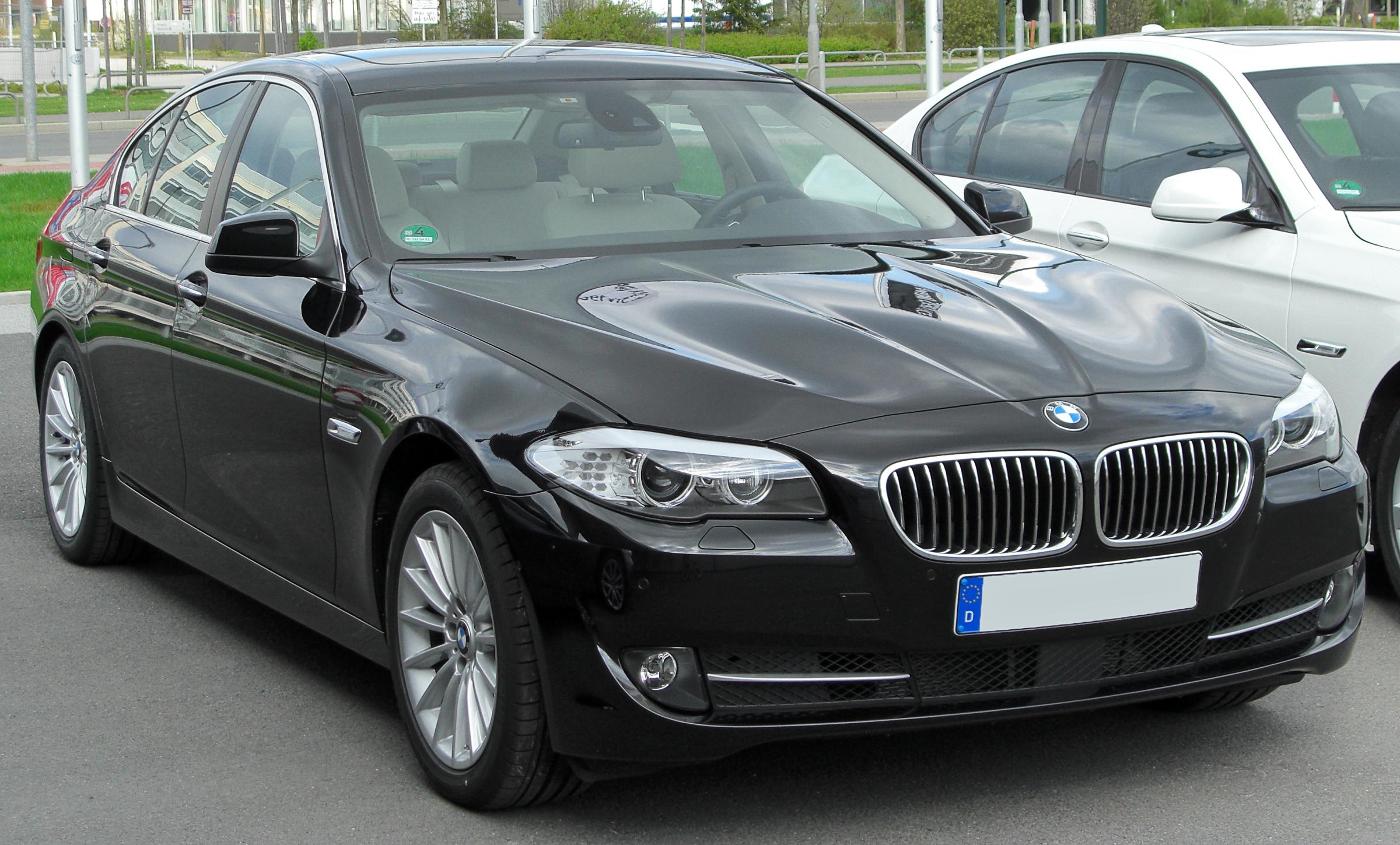 Bmw I BMW Auto Cars - 2010 bmw 530i