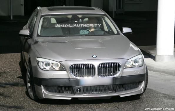 M Sports Package featured for the first time in the 2011 BMW 7 Series.