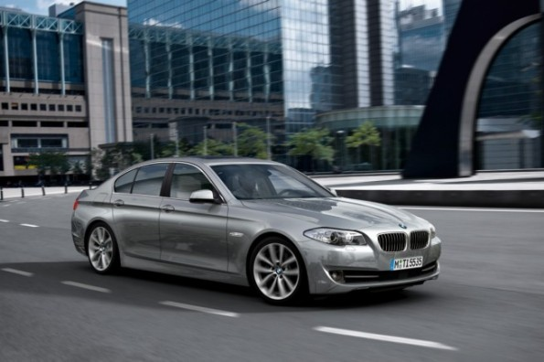 Official Photos: 2011 BMW 5 Series
