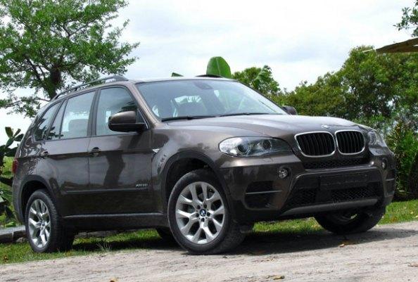 Preview: 2011 BMW X5