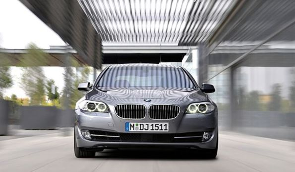 Review: 2011 BMW 535i