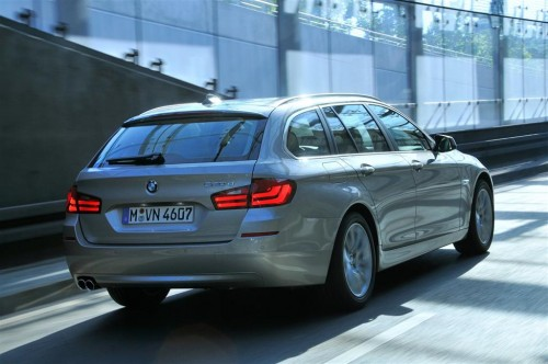 2011 BMW 5 Series Touring
