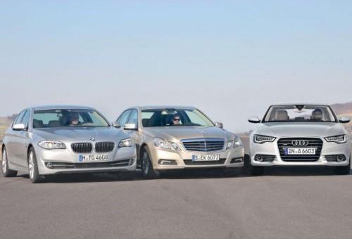 2011 BMW F10 5-series