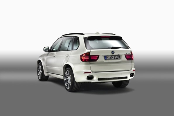 2011 BMW X5 and X6 - Recalled