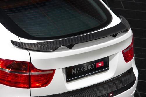2011 Mansory X6