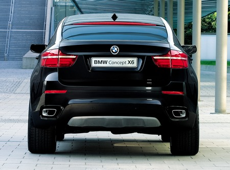 2011 Upcoming Cars BMW X6 With Specification And Prices