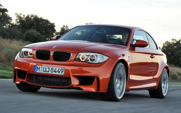 2012 BMW 1 Series M Coupe is ready to cut and thrust