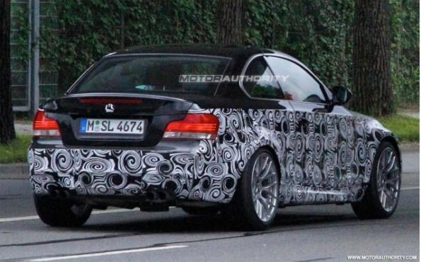 2012 BMW 1-Series M
