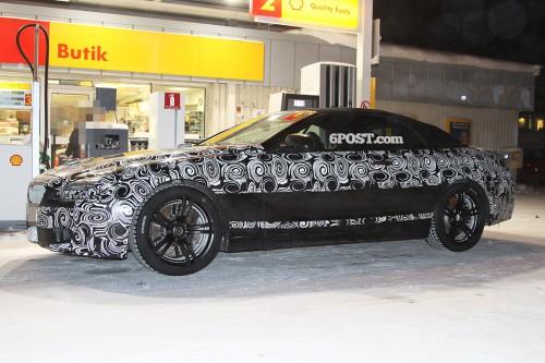 2013 BMW M6 Cabrio