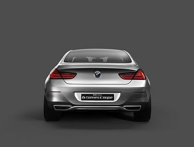 Luxury BMW 6-Series Coupe Car Concept 2011