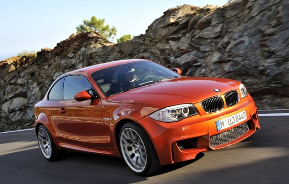 Officially Official - 2012 BMW 1 Series M Coupe