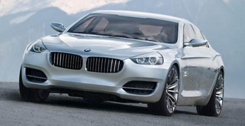 2011 BMW CS