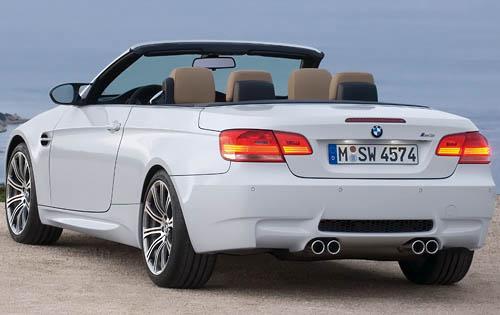 2011 BMW M3 Convertible