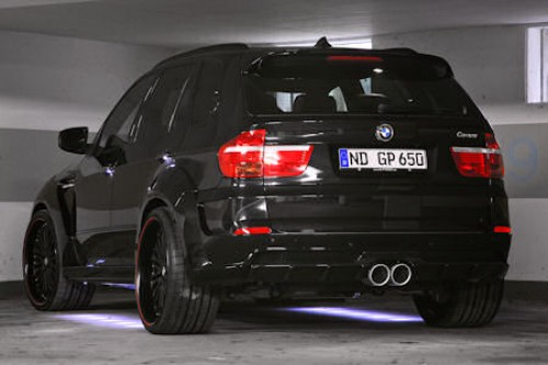 2011 G-Power BMW X5 M