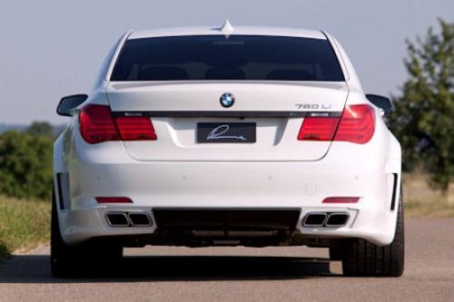 2011 Lumma BMW 7er