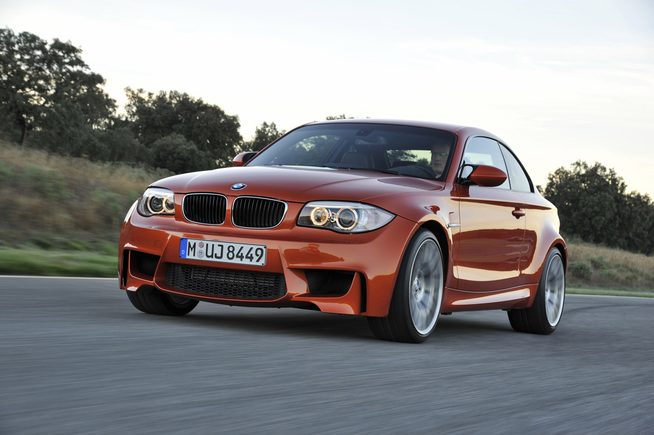 BMW 1 Series M Coupe  BMW Auto Cars