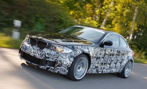 2012 BMW 1 Series M