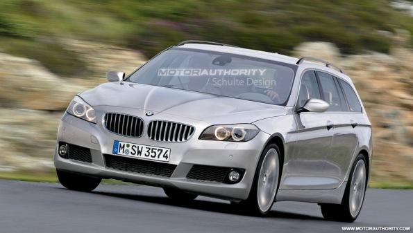 2012 BMW 3-Series Touring