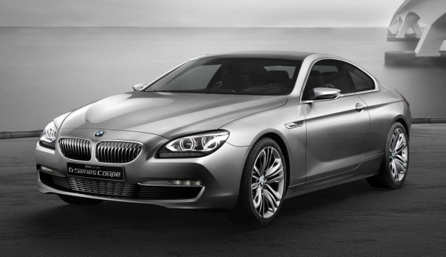 High Quality 2012 BMW 6 Series Coupe Concept