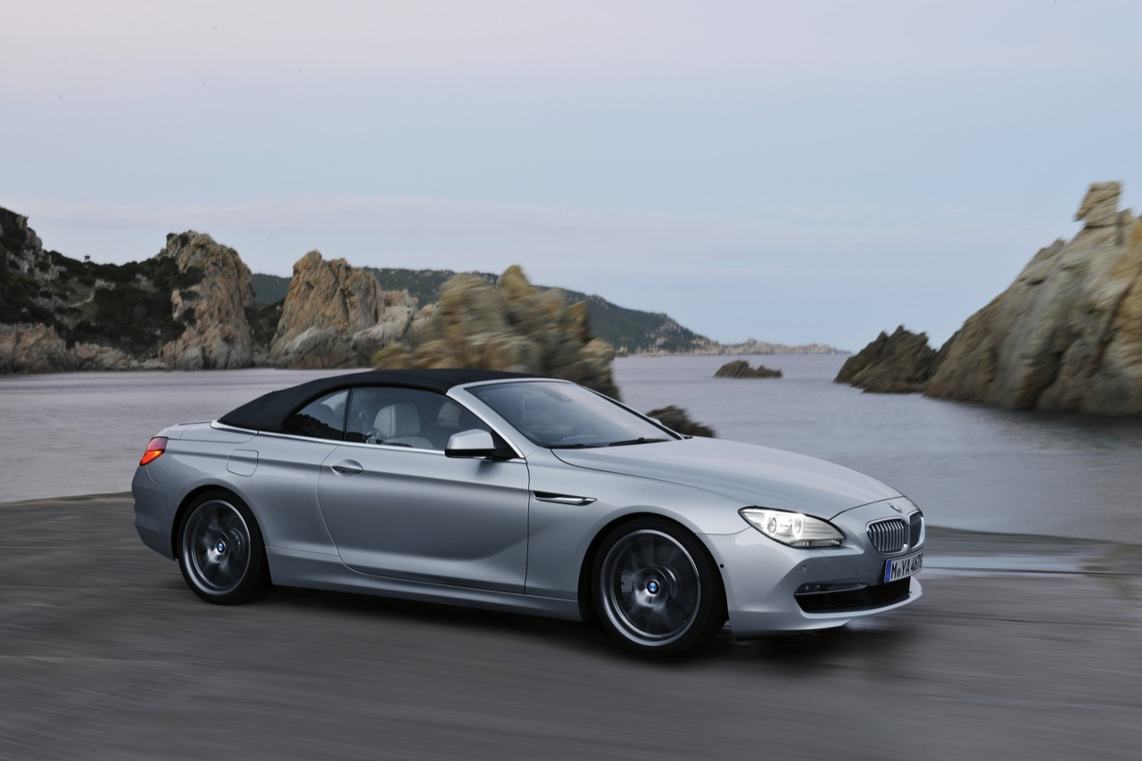 BMW 650i Convertible | BMW Auto Cars