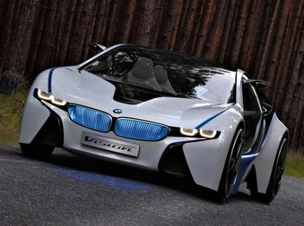 2012 BMW Efficient Dynamics Concept