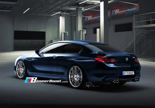 2012 BMW F12 M6