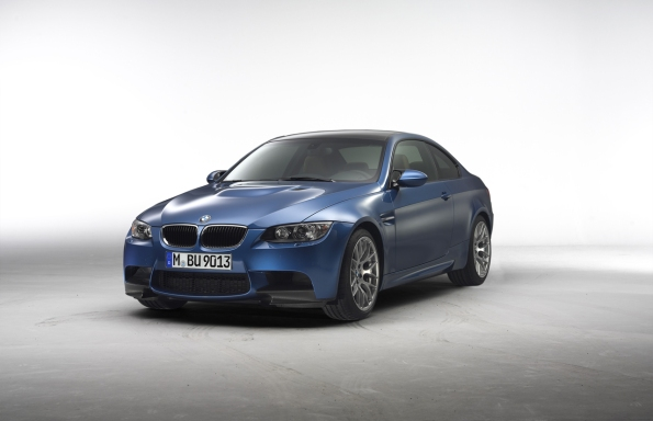 2012 Bmw M3 and 1-Series M