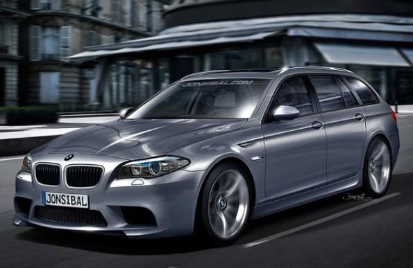 2012 BMW M5 Touring