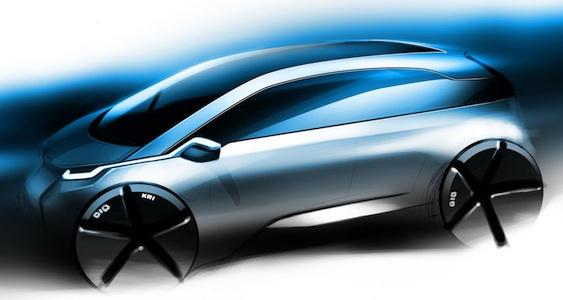 2012 BMW Megacity